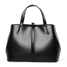 Beli Perempuan Pu Kulit Tote Handbag Tas Vintage Crossbody Bahu Tas Travel Intl Oem Asli
