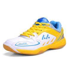 Tips Beli Wanita Fashion Bulutangkis Sepatu Indoor Multi Sneakers Kuning Intl Yang Bagus