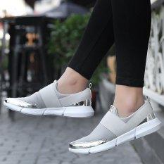 Harga Wanita S Fashion Leisure Kain Bersih Bernapas Olahraga Sepatu Kasual Pria Intl Termurah