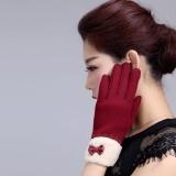 Toko Womens Fashion Winter Outdoor Sport Warm Gloves Rd Intl Termurah Di Tiongkok