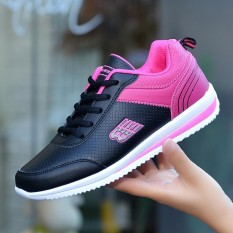 Spesifikasi Womens Shoes Women Sports Outdoor Athletic Sneakers Running Breathable Mesh Shoes Intl Murah