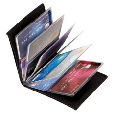 Wonder Wallet - Dompet Kartu ATM dan Kartu Kredit Kulit