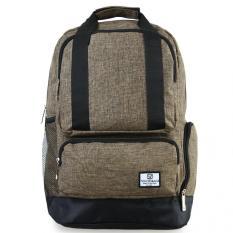 Toko Jual Woodbags Backpack Animo Golden Brown