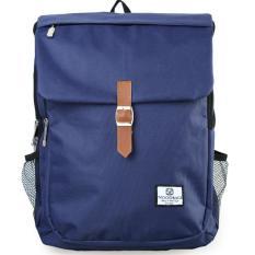 Woodbags Backpack Classico Blue Dki Jakarta