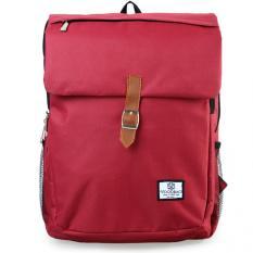 Beli Woodbags Backpack Classico Red Fanta Woodbags