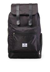 Ulasan Lengkap Woodbags Backpack Sportivo Full Black