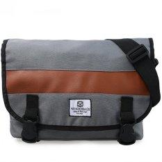 Harga Woodbags Messenger Bag Grey Origin