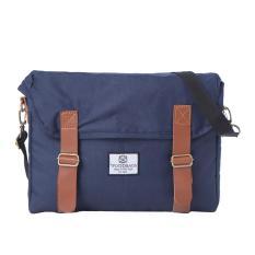 Jual Woodbags Singaporean Bag Navy Blue Woodbags Original