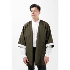 Ongkos Kirim Word O Ryu Outer Army Green Di Jawa Barat