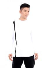 Katalog Word O T Shirt Lining Lengan Panjang Putih Word O Terbaru