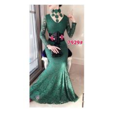 Perbandingan Harga Wow Keren Baju Import Dress Long Import Dres Panjang Brukat Gaun Import 7929 Ncr Di Dki Jakarta