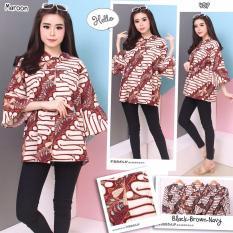 Wow keren Baju jumno / baju batik / atasan batik / blus batik  497