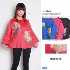Rp 180.000 wowkeren - Blus wanita/blus bordir/Baju ...
