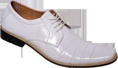 Harga X Jer Sepatu Pantofel Kulit Aa1521 Putih Asli X Jer Men S Leather Shoes