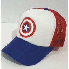 topi trucker jaring -pria dan wanita