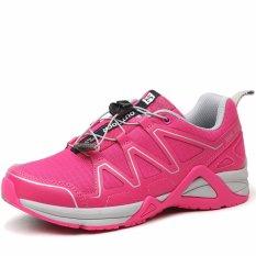 XIANG GUAN Menjalankan Sepatu untuk Wanita Pelatih Atletik Sepatu-pink-Intl