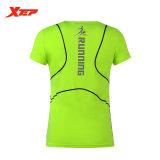 Spesifikasi Xtep Kaus Kaki Fashion Pendek Katun Sport Menjalankan T Shirt Womens O Neck Olahraga T Shirt Tops Tee Berkualitas Tinggi Athletic Tenis Gym Tenis Shirt Untuk Wanita Hijau Intl Dan Harga
