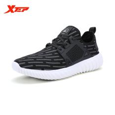 XTEP Brand New Arrive Men's Fashion Sport Sneakers Low Top Running Shoes Men's Athletic Outdoor Sport Shoes - intl