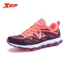 Jual Beli Online Xtep Baru Tiba Wanita Air Cushion Fashion Sport Sneakers Klasik Low Top Menjalankan Sepatu Wanita Athletic Outdoor Intl