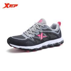 Tips Beli Xtep Baru Tiba Wanita Air Cushion Fashion Sport Sneakers Low Top Classics Menjalankan Sepatu Wanita Athletic Outdoor Sport Sepatu Intl
