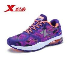 Xtep Baru Fashion Womens Running Sepatu Bernapas Sneaker Bahan Light Olahraga Sepatu Womens Athletic Sepatu Sneaker Luar Ruangan Intl Indonesia Diskon 50