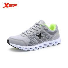 Xtep Baru Pria Fashion Desain Sport Sepatu Sepatu Lari Pria Athletic Outdoor Sport Sneakers Intl Xtep Diskon