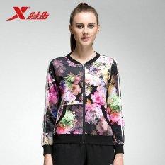 Harga Xtep Baru Spring Sweatsuit Jaket Pakaian Fashion Jaket Mantel Wanita Top Kualitas Baju Pergi Kasual Untuk Wanita Intl Di Indonesia