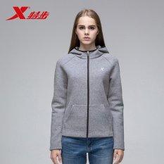 Jual Xtep Baru Spring Womens Fashion Jaket Coat Female Kualitas Terbaik Baju Pergi Kasual Untuk Wanita Intl Antik