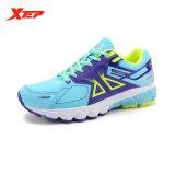 Xtep Merek Profesi Sepatu Lari 2016 Wanita Olahraga Sepatu Redaman Bantalan Atletik Pelatihan Trail Sneakers Abu Abu Intl Diskon Tiongkok