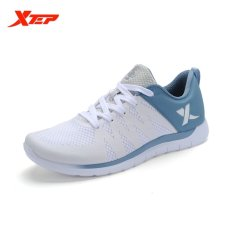 Promo Xtep Merek Menjalankan Sepatu Untuk Pria Athletic Sepatu Olahraga Putih Intl Akhir Tahun