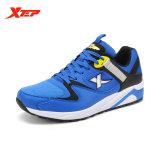 Harga Xtep Merek Sepatu Running Sepatu Untuk Pria 2016 Gaya Musim Panas Man Sneakers Dengan Ventilasi Udara Atletik Pria Trainer Biru Hitam Intl Xtep Ori