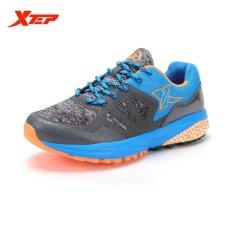 Jual Xtep Fashion Design Mens Olahraga Menjalankan Sepatu Pria Luar Ruangan Sepatu Olahraga Sneakers Intl Xtep Online