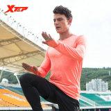Toko Xtep Lengan Panjang Menjalankan T Shirt For Pria O Leher Bernapas Olahraga Dirty Sweat Cepat Kering Kompresi Kebugaran Kemeja Pria Oranye Intl Yang Bisa Kredit