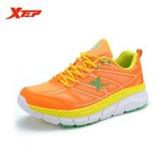 Toko Jual Xtep Pria Sepatu Lari 2016 Sepatu Olahraga Pria Sneaker Atletik Air Mesh Run Sepatu Shock Resistance Sepatu Olahraga Orange Intl