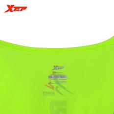 Beli Xtep Pria Fashion Lengan Pendek Kaus Ketat Pakaian Sporting Musim Panas Fashion Dasar T Shirt O Neck Pria Olahraga T Shirt Tops Tee Berkualitas Tinggi Hijau Intl Online Tiongkok