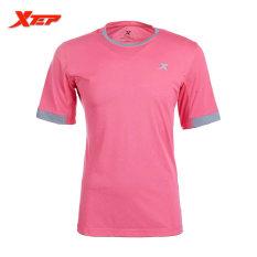 Jual Xtep Pria Fashion Lengan Pendek Kaus Ketat Pakaian Sporting Musim Panas Fashion Pria Dasar T Shirt Pria Binaraga Tops Pink Intl Indonesia