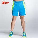 Promo Toko Xtep Pria S*xy Celana Pendek Lari Pria Running Sport Athletic Short Di Meja Poliester Celana Pendek Tenis Marathon Shorts Biru Intl