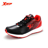 Ulasan Xtep Asli 2015 Pria Luar Ruangan Olahraga Atletik Sepatu Sneakers Fashion Bernapas Menjalankan Sepatu Pelatih Lari Sepatu Merah Hitam Intl