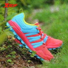 Toko Xtep Sepatu Lari Lintas Alam Untuk Wanita Sneaker Atletik Merah Intl Terlengkap Di Tiongkok