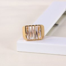Jual Xuping Sj0816 Cincin 18K Gold Plated Original