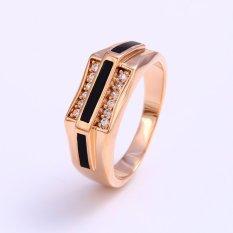 Diskon Xuping Sj0924 Cincin 18K Gold Plated Xuping