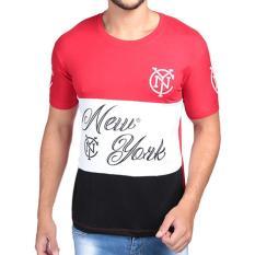 Yabeshop Kaos Distro / Kaos Pria / T-Shirt Pria New York Kualitas Premium