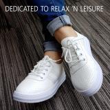 Harga Yadas Korea Mizuki Sepatu Sneakers Wanita M73 Putih Yang Murah Dan Bagus