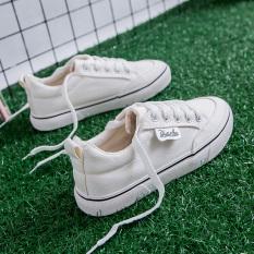 Berapa Harga Ulzzang Korea Fashion Style Siswa Sepatu Baru Sepatu Kanvas Putih Yuanbo Di Tiongkok