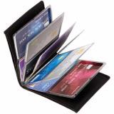 Toko Yangunik Dompet Kartu Kredit Dan Atm Wonder Wallet Hitam Dekat Sini