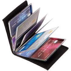 Yangunik Dompet Kartu Kredit dan ATM Wonder Wallet - Hitam