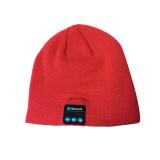 Jual Ybc Musik Bluetooth Topi Hangat Dengan Headset Stereo Nirkabel Menggunakan Hands Free Cap Merah Internasional Branded