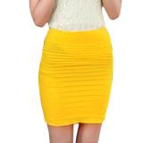 Jual Ybc Fashion Wanita Kantor Pake Rok Pensil Ol Rok Kuning Internasional Oem Murah