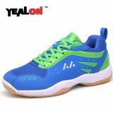 Jual Yealon Bulutangkis Sepatu Untuk Pria Pelatihan Bernapas Keras Anti Licin Light Sneakers Sport Mens Sepatu Bulutangkis Cushion Intl Branded