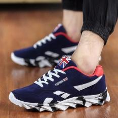 Harga Yealon Krasovki Sport Shoes Running Men Sneakers For Men Blade Shoe Tennis Masculino Adulto Running Casual Shoes Men Intl Merk Yealon